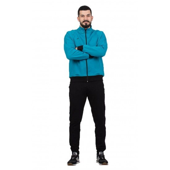 Trening barbati AthleticPerformance for Him Turquoise si Negru