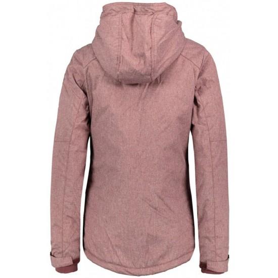Geaca dama Sublevel casual-sport culoare roz