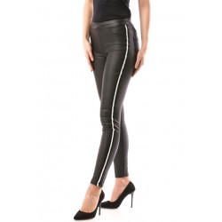 Pantaloni grihug dama piele ecologica negru