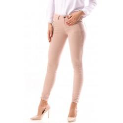 Blugi skinny dama emiliapink culoare roz