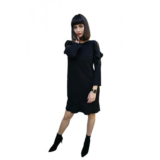 Rochie dama Maya culoare neagra