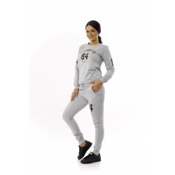 Trening femei adr 6390 culoare gri deschis