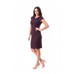 Rochie ofelia office culoare ultra violet
