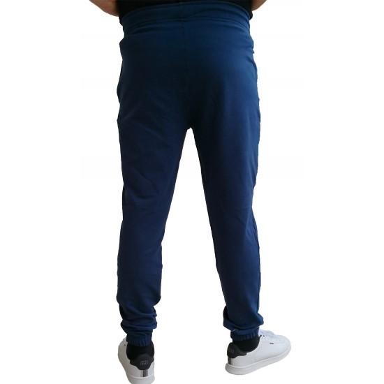 Pantaloni trening barbati cm colection culoare albastru