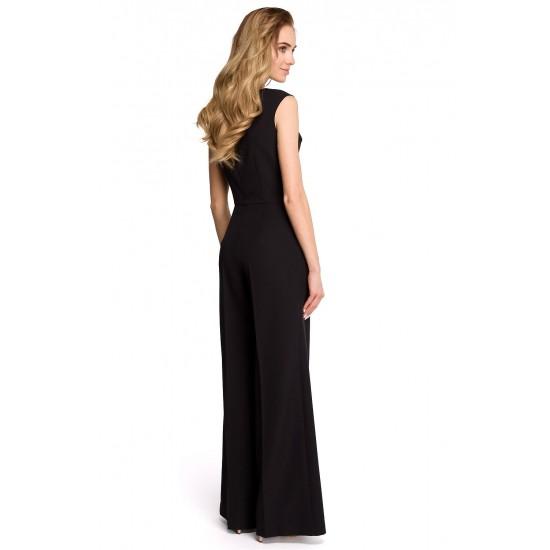 Salopeta eleganta dama ruxy style culoare neagra