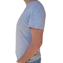 Tricou barbati basement culoare alb