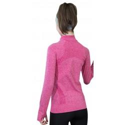 Jacheta sport femei, culoare roz