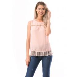 Bluza dama beautynest roz pal